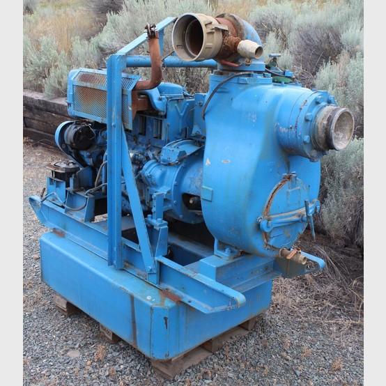 Gorman Rupp Centrifugal Pump Supplier Worldwide Used
