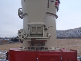 Raymond 5057 High Side Roller Mill