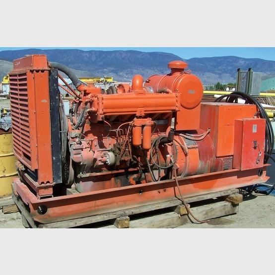 Allis chalmers generator supplier worldwide used allis for Generator motor for sale