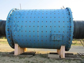 Dominion Engineering 12 x 15 Ball Mill