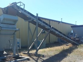 24 in x 30 ft Feed Discharge Conveyor