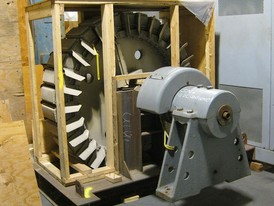 General Electric 1100 hp Synchronous Motor
