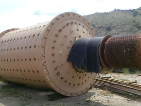 Dominion 9.5 ft x 14 ft Ball Mill