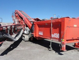 Sandvik QA450 Mobile Screen Deck