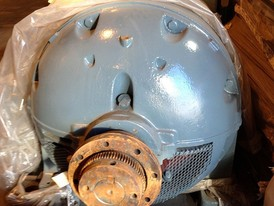 General Electric 350 hp Motor