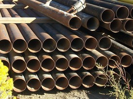 6 inch Roll Grooved Pipe