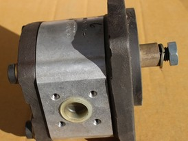 Bosch Series F External Gear Pump