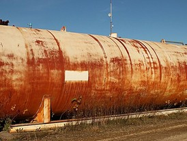 18,000 Gallon Fuel Tank