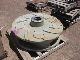 Warman 16 x 14AH Pump Impeller