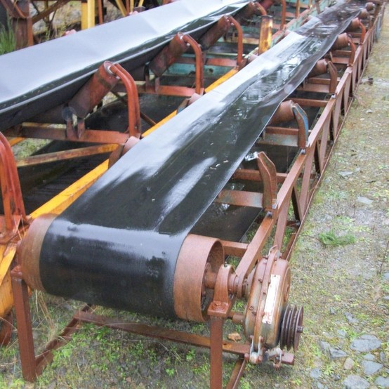 Used 18 In X 38 Ft Truss Conveyor For Sale Truss