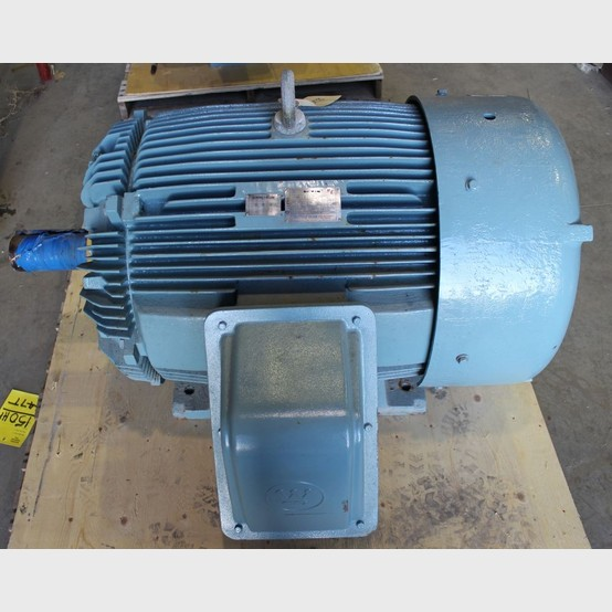 Westinghouse electric motor supplier worldwide used 575v for Used electric motors for sale
