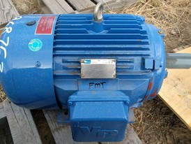 VP 15 hp Electric Motor
