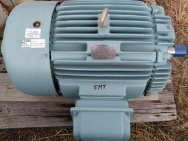 Teco Optim 40 hp Electric Motor
