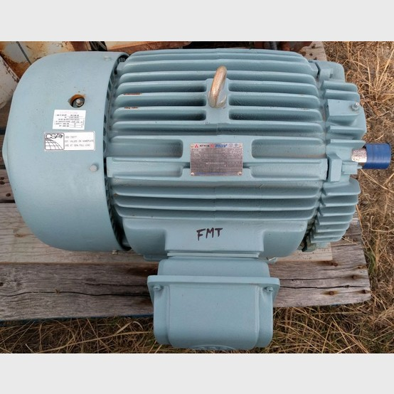 Teco Electric Motor Supplier Worldwide Used 40 Hp 575