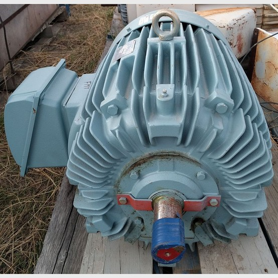 Teco electric motor supplier worldwide used 40 hp 575 for Used electric motors for sale