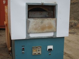 Williams & Wilson Electric Assay Furnace