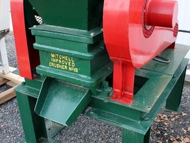 Mitchel 5 in. x 12 in. Jaw Crusher