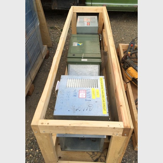 Used Pm Wright Electric Duct Heater For Sale Electric