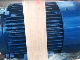 VP 25 hp Electric Motor