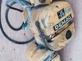 Demag 1 Ton Electric Chain Hoist