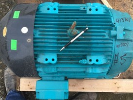Invensys 30 hp Electric Motor