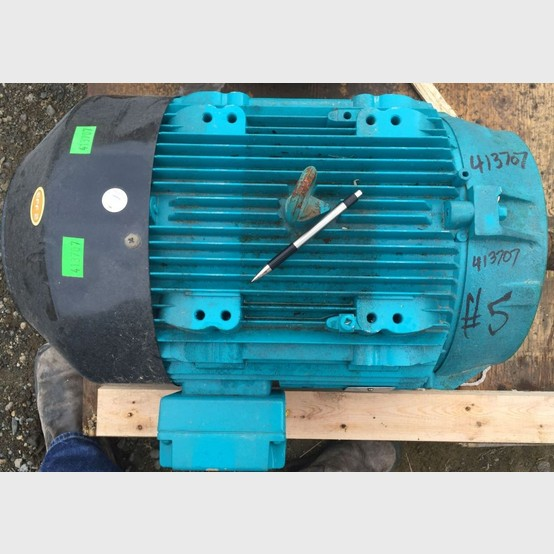 Invensys Electric Motor Supplier Worldwide Used 30 Hp