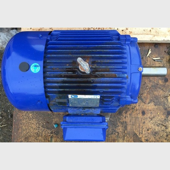 Vp electric motor supplier worldwide used 15 hp 575v for Electric motors for sale