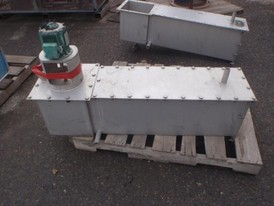Solvent Extraction Mixer Settler