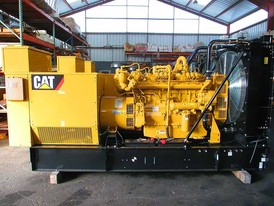 Caterpillar 190 kW Natural Gas Generator