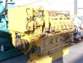 Caterpillar 3512B Marine Engine