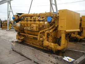 Caterpillar 3516B Marine Engine