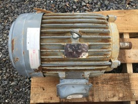 General Electric 5 hp Electric Motor