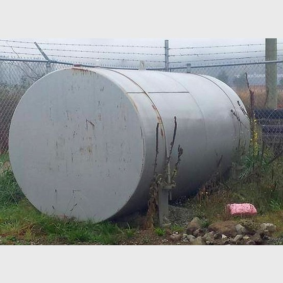 Used 2 000 Gallon Fuel Storage Tank For Sale Fuel
