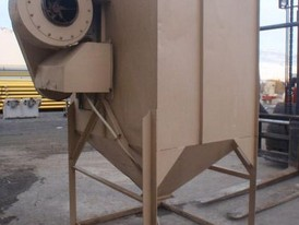 4 ft x 5 ft Baghouse Dust Collector
