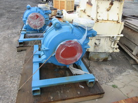 Warman 6 x 4 AH Slurry Pump