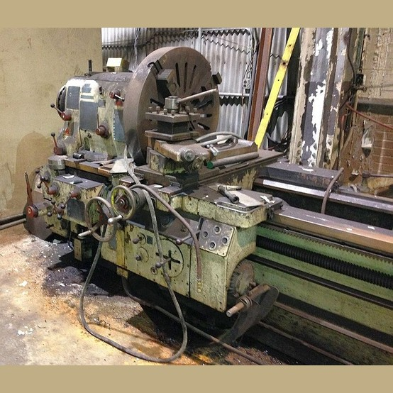 Used 35 In X 336 In Bed Lathe For Sale Bed Lathe