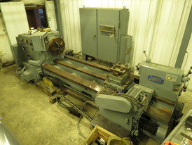 Crawford Swift CNC Roll Lathe
