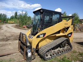 Caterpillar 257B2 Skid Steer