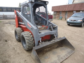 Thomas 245 HDK Skid Steer