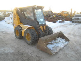 JCB 185 Skid Steer