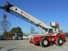 Link Belt RTC8060 Rough Terrain Crane
