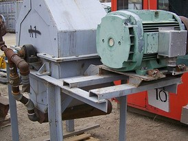 24 in x 14 in  Impact Crusher