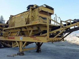 Mormak 1545 Portable Screen Plant