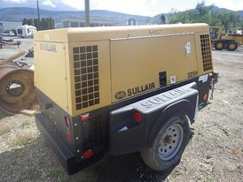 Sullair 225H Air Compressor