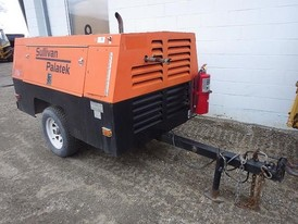 Sullivan Palatek D210Q Air Compressor