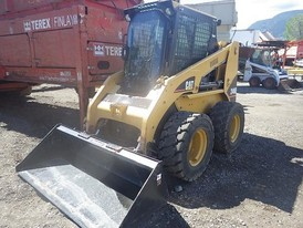 Caterpillar 246B Skid Steer