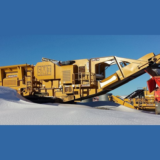 Used Jxt Portable Jaw Crusher For Sale Screen Machine