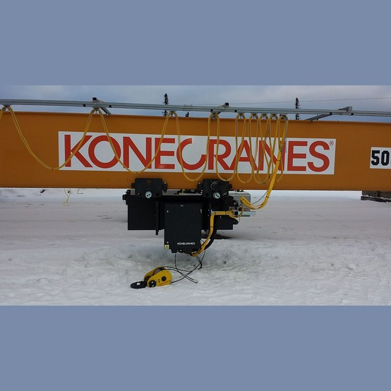Kone Crane Overhead Crane Supplier Worldwide Used 5 Ton