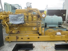 Caterpillar 3512C Mining Engine
