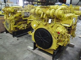 Caterpillar 3508 DITA Diesel Engine